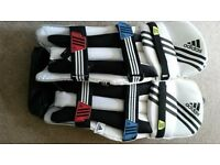 Brand new adult left handed adidas cricket pads