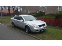 52 PLATE VAUXHALL VECTRA 1.8 LS SWAPS OR SALE CHEAP FIX