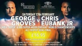 groves and eubank jr