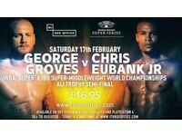 groves and eubank jr