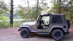 06 jeep TJ
