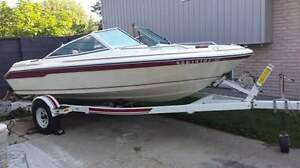 1989 17' Searay bowrider