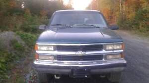 1996 Chevrolet Silverado 1500 Camionnette