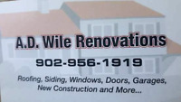 Renovating or building new?