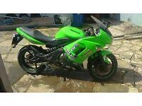 Kawasaki er6f. Ninja