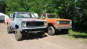 Looking for chevy parts truck