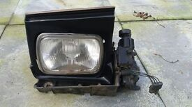 Pair of 82-92 Firebird headlamp Assemblies, motors work!