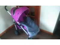 Great condition Chicco multiway pushchair