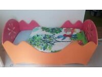Upsy Daisy Toddler Bed