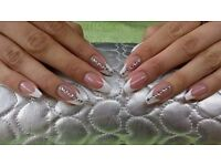 Manicure Pedicure Shellac Gel Nails Extension Acrylic Gel in Leytonstone