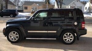 Jeep Liberty Limited Chrome Edition 2011 3.7L V6 4x4
