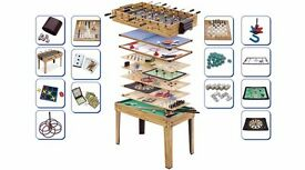 Mightymast Leisure 34-In-1 Multiplay Games Table