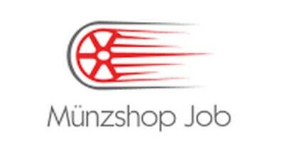 Münzshop Job