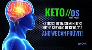 Loose weight while drinking ketones
