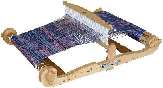 """Kromski 32"""" Harp Forte Rigid Heddle Loom"""