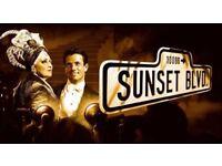 Tickets x 2 - Sunset Boulevard - Cardiff