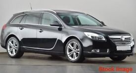VAUXHALL INSIGNIA 2.0 CDTi SRI 5 Door Estate 160 bhp (black) 2010