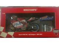 Minichamps Ducati. Neil Hodgson