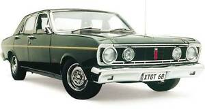 Classic Carlectables 1968 Ford Falcon XT GT Zircon Green Cecil Hills Liverpool Area Preview