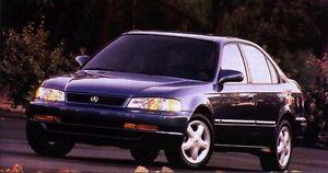Wanted: 2000 Acura EL Premium Sedan W/ B16A2 Swap