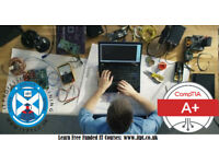 Free Funded IT Tech Course - CompTIA A+ training