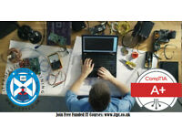 FREE Funded IT Technician/Engineer Training Course - 18 Weeks(Classes on Sundays Only) @Edinburgh!