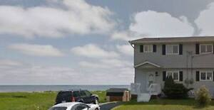 Bright, updated oceanfront home for rent! June 1: $1350!