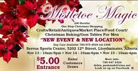 Mistletoe Magic Event