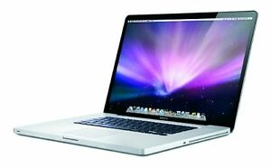 MACBOOK PRO 2009 17PO C2D 2.50GHZ 2G 250G DVDRW MAC OS WEBCAM