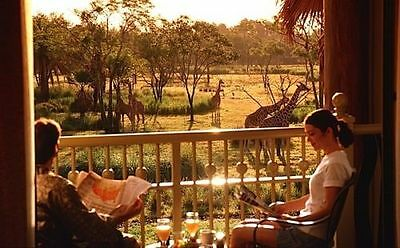 DISNEY ANIMAL KINGDOM VILLAS -  WEEKEND -  Studio Sleep 4-