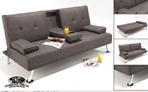 Brand New--Modern Sofa bed --$329--Free delivery