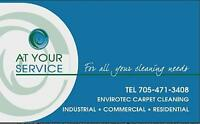 LOCAL CLEANING COMPANY LOOKING TO HIRE RESIDENTIAL CLEANER