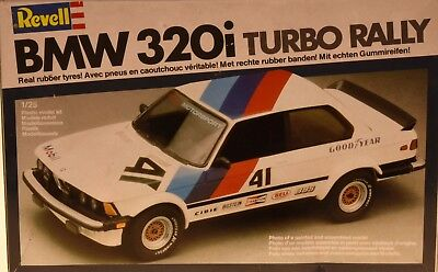 modellbausatz 1:24 Revell BMW 320i (E21) Turbo Rally