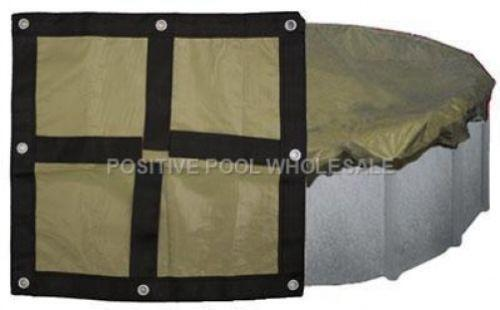 24 Ft Above Ground Pool Cover Ebay