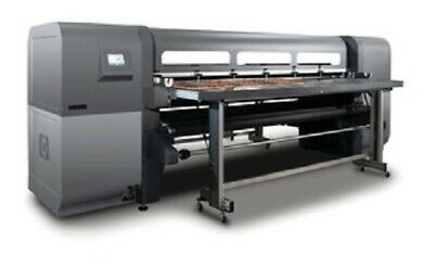Used Hp Fb700 Flatbed Scitex Printer