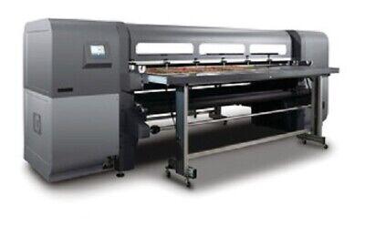 Used Hp Fb700 Flatbed Scitex Printer