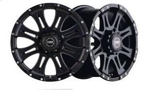 """16"""" CSA Raptor Wheels & All Terrain Tyre Hilux Triton Rodeo Prado Frankston Frankston Area Preview"""