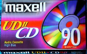 Cassettes audio 90 minutes - Audio tapes 90 minutes