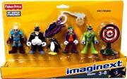 Imaginext Batman Figures