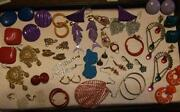 Huge Earring Lot
