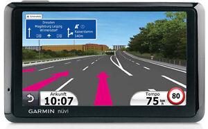 Garmin Nuvi Lmt  Gps Lifetime Trafficmaps Naeurope