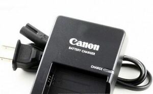 Genuine Canon battery charger LC-E5. Compatible With Canon: EOS