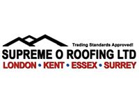 New Roofs, Flat Roofs, Fascias Soffits and Guttering all your roofing needs!