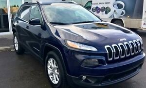 2014 Jeep Cherokee Limited SUV All Wheel Drive