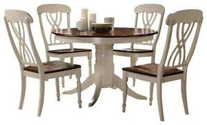 50% OFF Until September 18, 2016. 5PC ROUND DINING SET. REGULAR $1299 NOW $649.50+TAXES