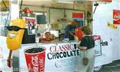 YOU CAN Make MONEY iN Fast Food Truck Concession Busines Trailer Tell All Book