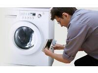 washing machine repair, dishwasher repair, electric oven repair, microwave repair