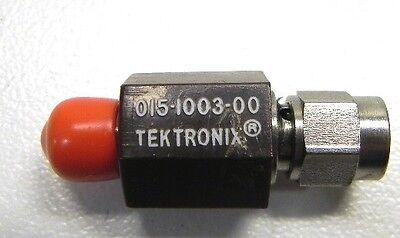 Tektronix 015-1003-00 Attenuator Sma 50 Ohm 2w 18ghz 10x