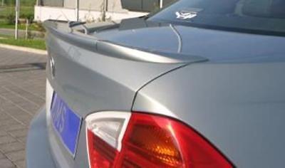 JMS Heckspoiler Racelook E90 Limousine im 3-teligen Look mit integrierter Abriss