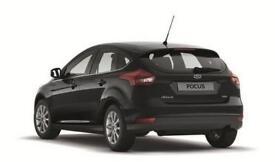 2018 Ford Focus 1.0 EcoBoost 125 Titanium Navigation 5 door Petrol Hatchback